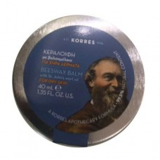 KORRES BEESWAX BALM FOR DRY SKIN 40ml