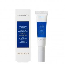 KORRES GREEK YOGHURT DARK CIRCLE EYE CREAM 15ml