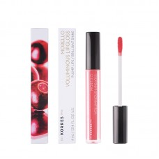 KORRES MORELLO VOLUMINOUS LIPGLOSS 42 PEACHY CORAL