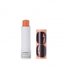 KORRES LIP BUTTER MASŁO DO UST APRICOT MORELA 5ml