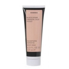 KORRES BLACK SUGAR BALSAM 125ml