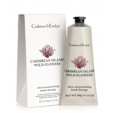 CRABTREE & EVELYN HAND THERAPY CREAM CARIBBEAN ISLAND 100g