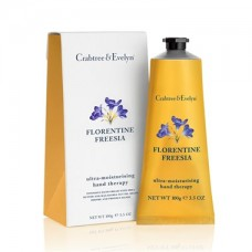 CRABTREE & EVELYN HAND THERAPY FLORENTINE FREESIA 100ml