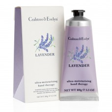 CRABTREE & EVELYN HAND THERAPY CREAM LAVENDER 100g