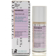 KORRES EQUISETUM DEODORANT 30ml Sensitive/ depilated skin