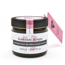 MAKE ME BIO GARDEN ROSES CREAM DRY AND SENSITIVE SKIN 60ml