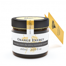 MAKE ME BIO ORANGE ENERGY NAWILŻAJĄCY KREM CERA NORMALNA 60ml