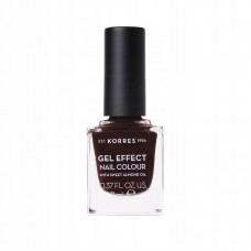 KORRES GEL EFFECT NAIL COLOUR LAKIER 54 FESTIVE RED