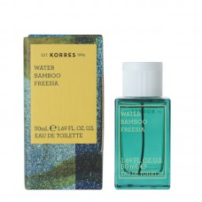 KORRES WATER BAMBOO FREESIA EDT 50ml