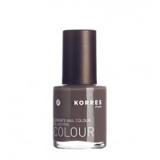 KORRES LAKIER MIRRA OLIGOELEMENTY 95 GREY BROWN 10ml