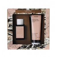 KORRES ZESTAW BLACK SUGAR EDT 50ml + BALSAM 125ml