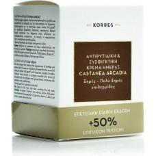 KORRES CASTANEA ARCADIA KASZTANOWIEC C. SUCHA 60ml