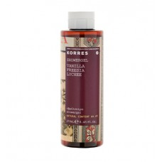 KORRES SHOWER GEL VANILLA FREESIA LYCHEE 250ml