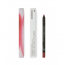 KORRES KONTURÓWKA DO UST LONG LASTING LIPLINER 03 RED