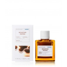 KORRES MOUNTAIN PEPPER BERGAMOT CORIANDER EDT 50ml