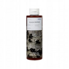 KORRES BLACK PEPPER SHOWER GEL 250ml