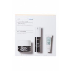 KORRES BLACK PINE 3D GIFT SET NIGHT CREAM + EYE CREAM