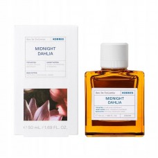 KORRES MIDNIGHT DAHLIA EDT 50ml
