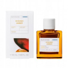 KORRES OCEANIC AMBER CARDAMOM PEPPERMINT EDT 50ml