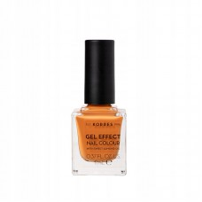 KORRES GEL EFFECT NAIL COLOUR 92 MUSTARD