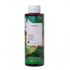 KORRES PINEAPPLE COCONUT SHOWER GEL 250ml