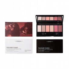 KORRES EYESHADOW PALETTE THE RUBY NUDES 6g