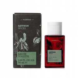 KORRES SAFFRON SPICES EDT 50ml