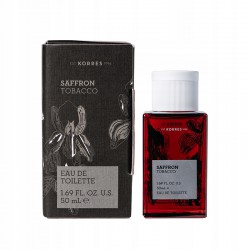 KORRES SAFFRON TOBACCO EDT 50ml