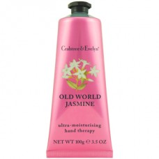 CRABTREE & EVELYN HAND THERAPY OLD WORLD JASMINE 100g