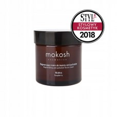 MOKOSH REGENERATING ANTI-POLLUTION CREAM RASPBERRY 60ml