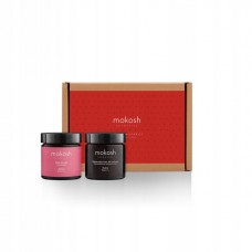MOKOSH GIFT SET RASPBERRY CREAM 60ml + BODY BUTTER 60ml