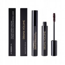 KORRES DRAMA VOLUME MASCARA VOLCANIC MINERALS 11ml 02 PLUM BROWN