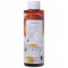 KORRES BERGAMOT JASMINE SHOWER GEL 250ml