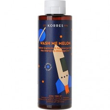 KORRES WASH ME MELON BABY SHAMPOO & SHOWER GEL 2in1 250ml