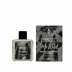 4ORGANIC CYPRESS GINGER AFTERSHAVE 100ml