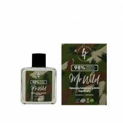4ORGANIC CITRUS SPICY AFTERSHAVE 100ml