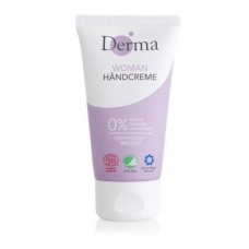 DERMA ECO WOMAN HAND CREAM WITH ALOES AND SHEA BUTTER 75ml