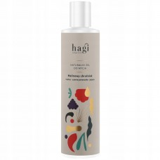 HAGI NATURAL BODY WASH GEL BLACK CURRANT RASPBERRY 300ml