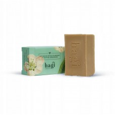 HAGI NATURAL OLIVE OIL SOAP WITH GOLD PARTICLES 100g