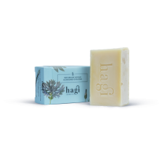 HAGI NATURAL SOAP WITH ALOES AND HERBS 100g
