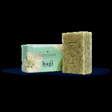 HAGI NATURAL SOAP WITH LINSEED PEELING 100g