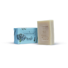 HAGI NATURAL SOAP WITH ALMOND OIL 100g