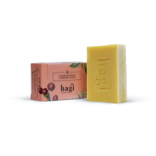 HAGI NATURAL SOAP WITH TUCUMA BUTTER 100g