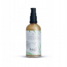 HAGI NATURAL BODY OIL WITH CHIA OIL AND GOLD PARTICLES 100ml