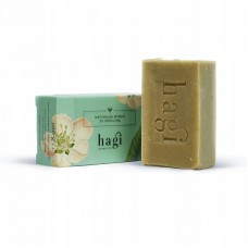 HAGI NATURAL SOAP WITH SPIRULIN 100g