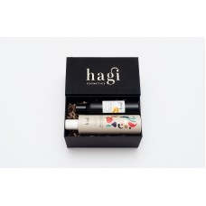 HAGI COSMETICS MANGO AND RASPBERRY GIFT SET