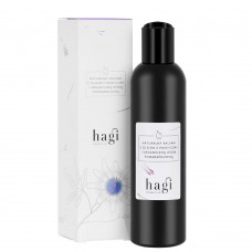 HAGI NATURAL BODY MILK WITH ORGANIC ORANGE WATER AND PASSIFLORY OIL 200ml