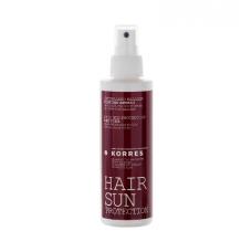 KORRES HAIR SUN PROTECTION RED VINE SPRAY 150ml