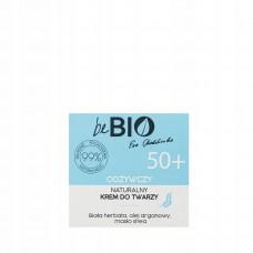 bEBIO NATURAL NOURISHING DAY NIGHT FACE CREAM 50+ 50ml