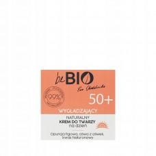 beBIO NATURAL SMOOTHING DAY CREAM 50+ 50ml